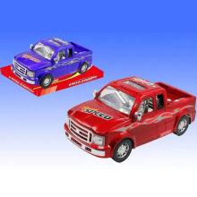 Friction Vehicle Plastic Toy Trucks