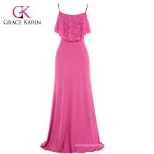 Grace Karin Occident Women's Summer Spaghetti Straps Long Beach Dress Maxi Dress CL008933-1