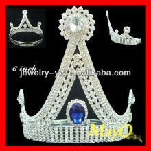 Fashion Newest design pageant tiara crown