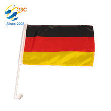 Wholesale Promotional Feather German National Flag