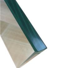 Прозрачное закаленное стекло 12 мм для ограждения бассейна