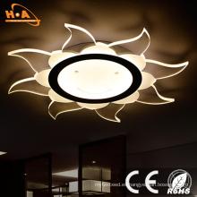 Luces de techo simples del estilo 22W LED del precio de fábrica para los hogares