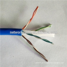 CCA / CCS / CU condutor cabos utp cat6 lan para Hub
