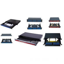 FC/ST/LC/ FC type sliding Fiber Patch Panel for Telecommunication Networks, CATV Networks
