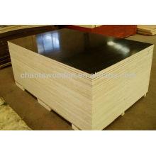 Linyi 12-18mm madeira compensada de concreto (Contraplacado Película)