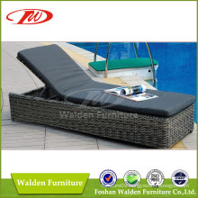Chaise Lounge, Rattan Furniture (DH-8610)