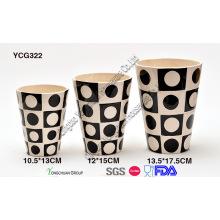 Vase décoratif en céramique pour gros
