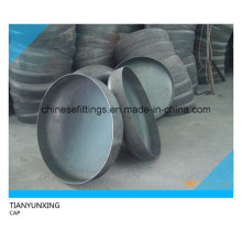 ASTM A420 Wpl6 Carbon Steel Seamless Pipe Caps