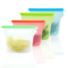 Reusable BPA-free Silicone Food Storage Bag