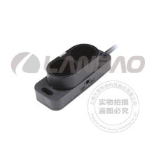 Sensor fotoelétrico de reflexão reflexa retangular (PBA DC3 / 4)