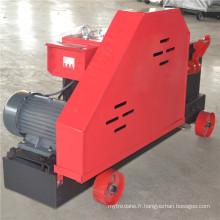 Chine Machine de découpage de barre ronde en acier de découpeuse en métal portative de l'usine GQ40