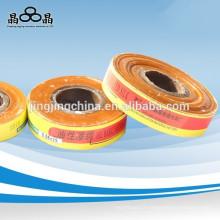 Soie / tissu étuvé isolant