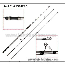 100-250g 3.1 Diameter′s Tip Fast Action Carbon Surf Casting Fishing Rod