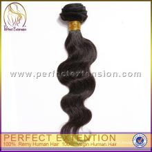 Jungfrau-indisches Haar der Weihnachtsfeiertags-Körper-Wellen-100%