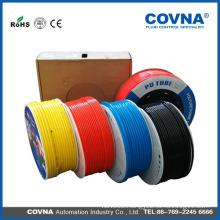 plastic tube with different color