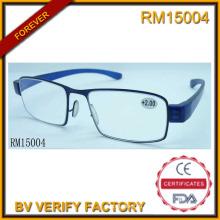 Оптовая торговля Италия дизайн Ce сертификации очки для чтения (RM15004)