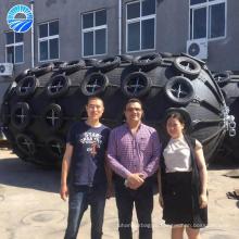 Fornecedor pneumático anticolisão offshore do pára-choque do barco de borracha em China