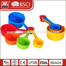 One Set 1-10g/ML plastic measuring spoon