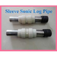Tipo de la manga Tubo Sonic del registro / tubo / sonda (precio competitivo)