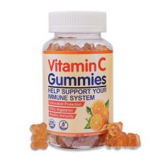 Private Label Hot Sale Health Supplement Immune Support liposomal  Vitamin C Gummies Bear Candy