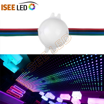 WS2811 Controlável DVI RGB LED Módulo String Light