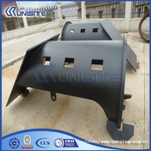 customized tube for structure for structure on dredgers (USC4-005)