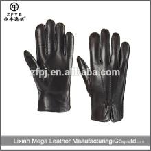 China Wholesale Custom Herrenhandschuhe Leder Handschuhe
