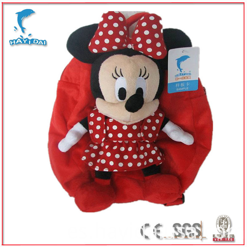 Famouse Minnie Backpack
