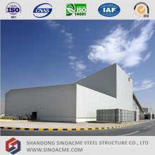 High Rise Metal Frame Plant Workshop