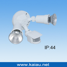 Wall Mount PIR Sensor LED Lamp
