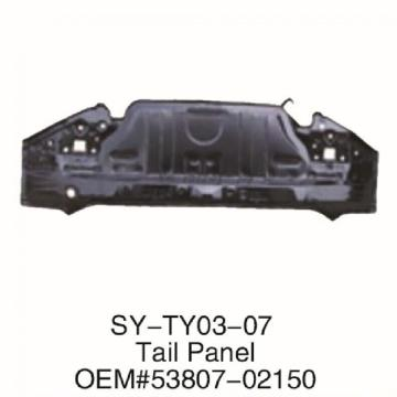 TOYOTA Corolla 2007-2012 Tail Panel
