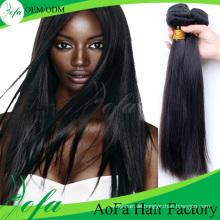 Hochwertiges gerades Menschenhaar-gesundes Remy-Jungfrau-Haar