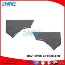 SCANIA Truck Body Parts Fender Garnish 1431933 1431934