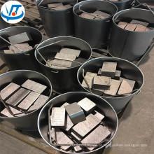 YT01 minério de ferro puro preço do minério de lingote