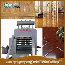 Multi Layer Veneer Laminate Wood Door Hot Press