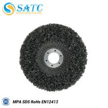 Bom preço abrasivo flexível 80 grão flap disco para polimento