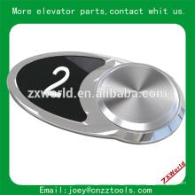 B13P3 peças do elevador botão de pressão botão do elevador botão de elevação