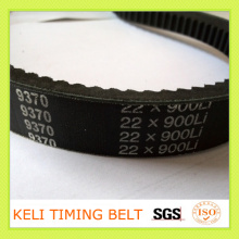 Rubber V Belt with Teeth