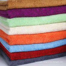230gsm microfiber cleaning towel for car