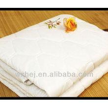 Série 100% algodão colcha de verão cheia de fibra sintética