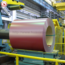 Sandwich Panel Used Galvalume Base Color Coated Steel Coil with 0.3-0.8mm Thickness