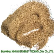 Дробленые гранулы скорлупы грецкого ореха абразивный для полирования шлифования