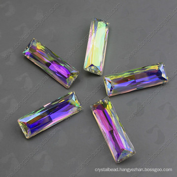 Ab Color Crystal Fancy Stones