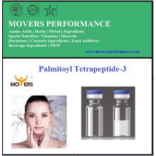 Peptide cosmétique à haute pureté Palmitoyl Tetrapeptide-3