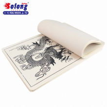 So long tattoo factory supply rubbing practice skin size 15*20 cm fish pattern tattoo practice skin
