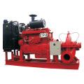 Горизонтальным Разъемом Корпуса Дизельный Двигатель Водяного Пожарного Насоса