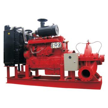 Split Case Fire Water Diesel Pump