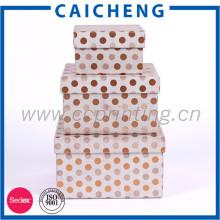 Designer Custom Print Box Luxury Packaging Paper Gift Box