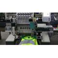 Máquina de bordado de puntada de cadena máquina de bordado de cabeza única computadora