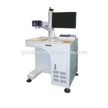 Máquina de marcação a laser para garrafa de plástico máquina de gravação a laser